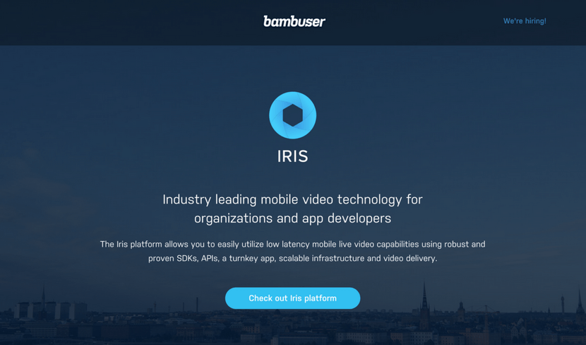 Inbound Marketing Tools Bambuser