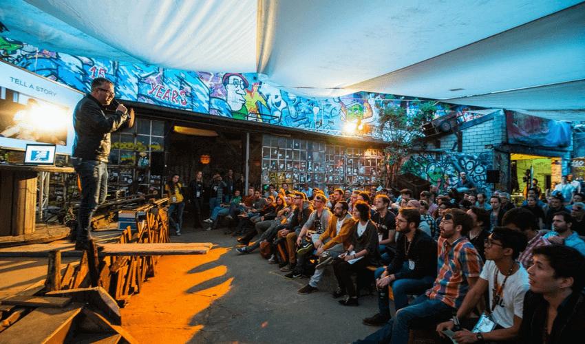 Startup Events Pirate Summit 2016