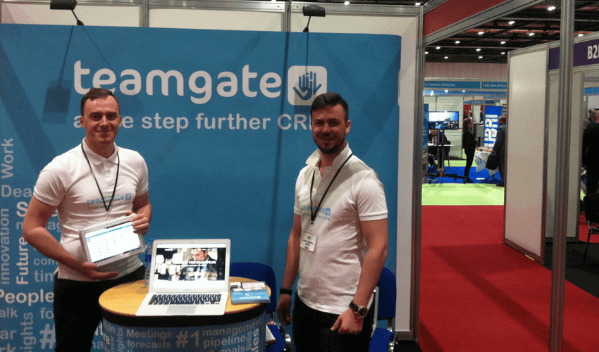 Startup Events Sales Innovation Expo 2016 Teamgate