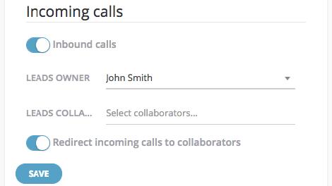 Dialer Calls Routing