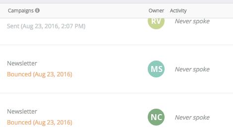 Mailchimp Campaigns Statuses