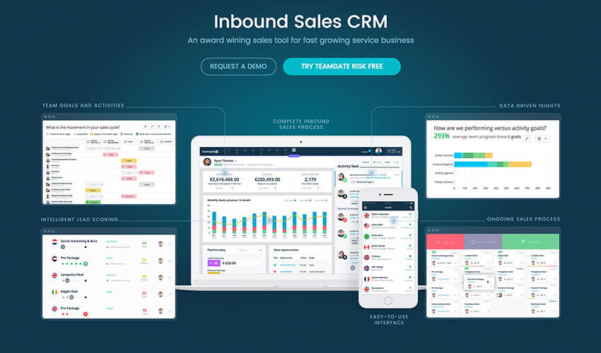 crm tools overview for sales teamgate sales crm