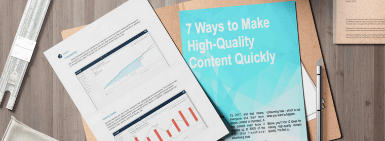 7 Ways to Create Highly Converting Content Quickly