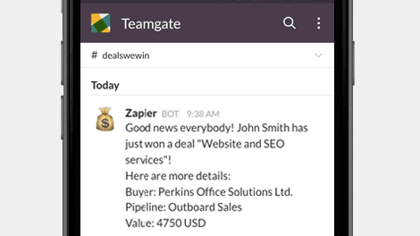 Insights Slack Integrations